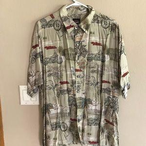 Harley Davidson Dress Shirt